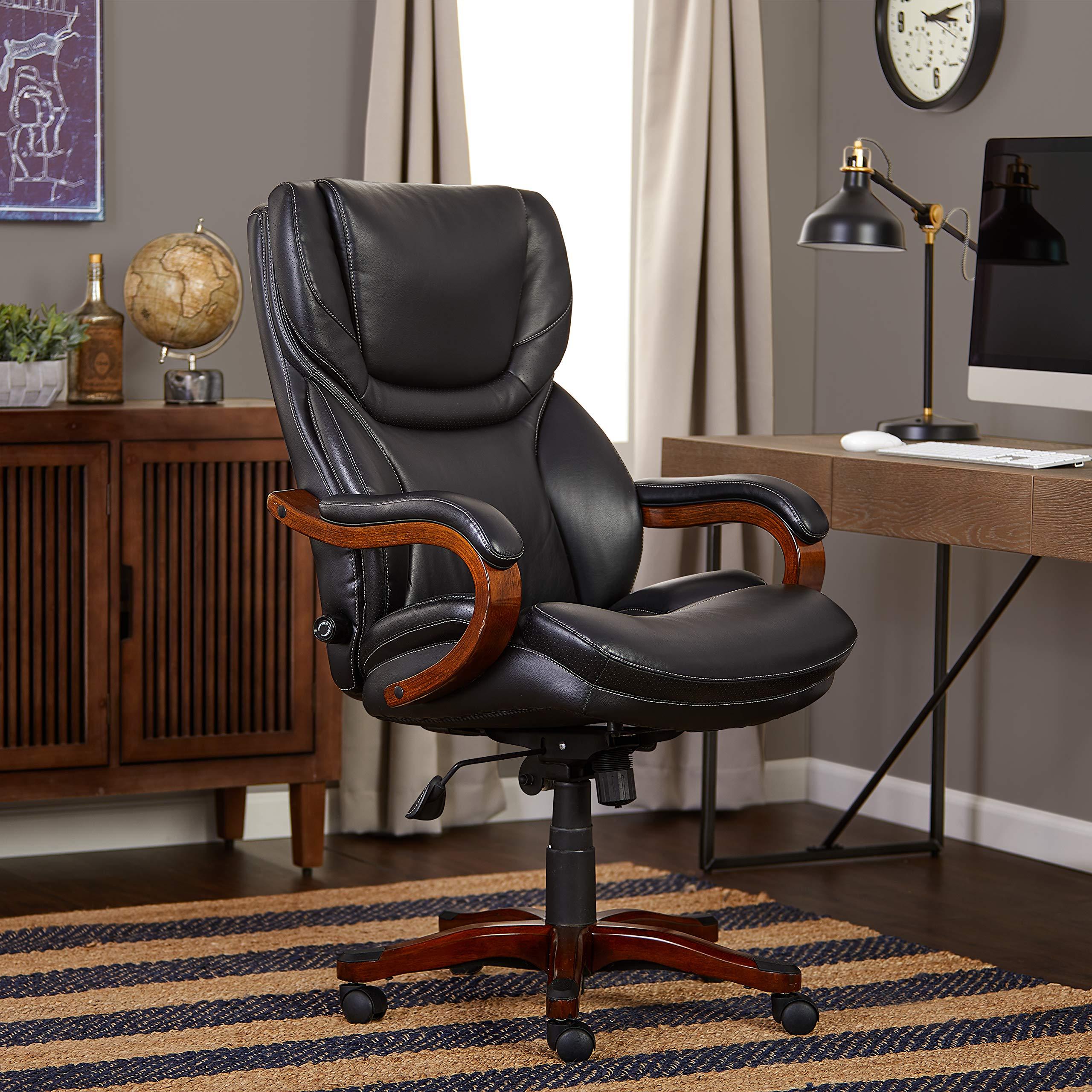 Serta Executive Office Bonded Leather