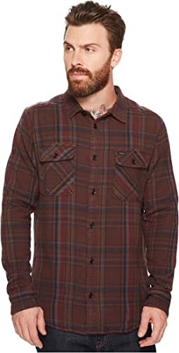 RVCA - Camino Flannel Long Sleeve Shirt