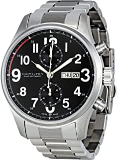 Hamilton Men's H71716133 Khaki Officer Automatic Watch
