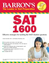 Barron's SAT 1600: Revised for the NEW SAT