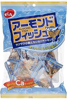 でん六 小袋アーモンドフィッシュ 80g(個装紙込み)×12袋