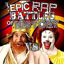 Ronald McDonald vs the Burger King [Explicit]