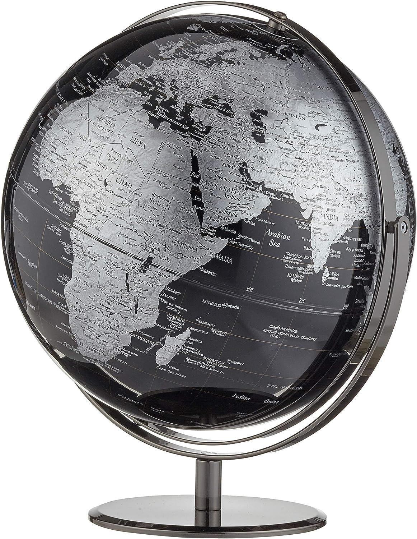 Globe Collection Globus, 30 cm, Schwarz B00BUP5PYA | | | Zuverlässige Qualität  172d6f