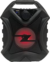 Bass Rockers JBK-411 FM Radio TF/USB MP3 Player Bluetooth Portable Hi-Fi Speaker