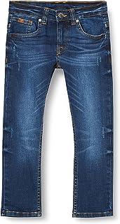 MEK Pant.Denim Elast. Jeans para Niños