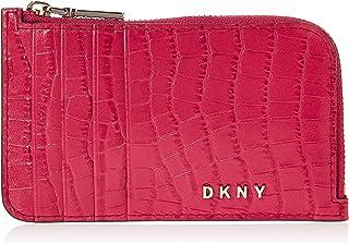 DKNY CREDIT CARD CASE R03ZPH42 BRV - BRGT ROSE