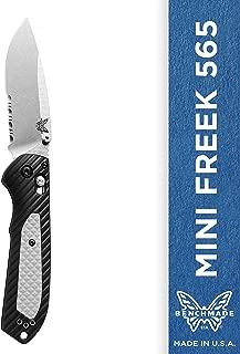 Benchmade - Mini Freek 565 Knife, Drop-Point Blade