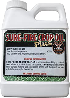sure fire crop oil plus