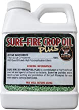 Whitetail Institute Sure-Fire Seed Oil Plus Food Plot Herbicide, 1 Pint (2 Acres)