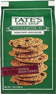 Tate's Bake Shop, Cookies Oatmeal Raisin, 7 oz