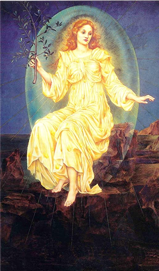 Amazon Com Lux In Tenebris By Evelyn De Morgan 14 X 24 Premium Canvas Print Posters Prints Nsfw pics/videos of morgan lux thehighestheaven. lux in tenebris by evelyn de morgan