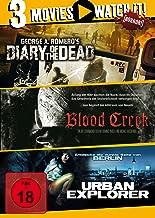 Diary of the Dead/ Blood Creek/ Urban Explorer [Alemania] [DVD]
