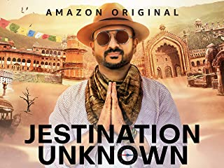 Jestination Unknown - Season 1