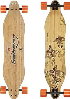 Loaded Boards Vanguard Bamboo Longboard Skateboard Complete