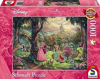Schmidt Spiele - 59474 - Disney La Belle au Bois Dormant