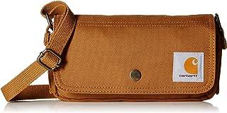 Carhartt Legacy Women's Essentials Crossbody Bag and Waist Pouch, Carhartt Brown