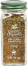 Simply Organic Grilling Seasons Chop Seasoning, 2 Ounce