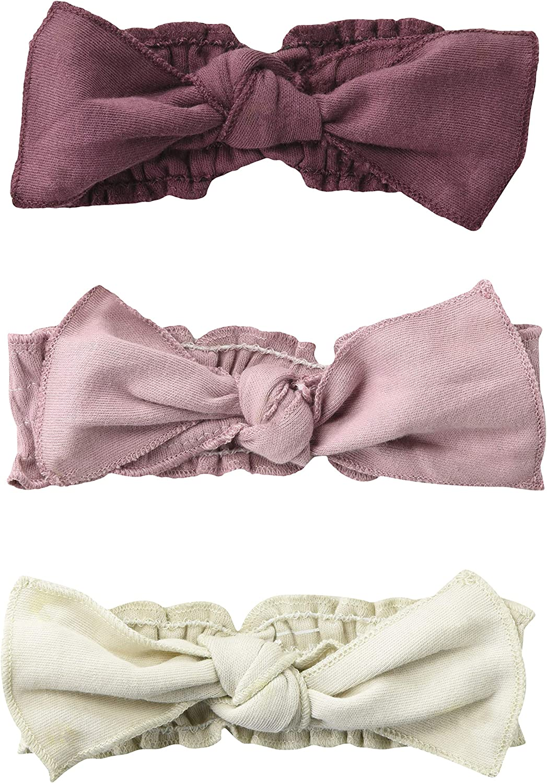 L'ovedbaby Baby Girls' Organic Smocked Headband