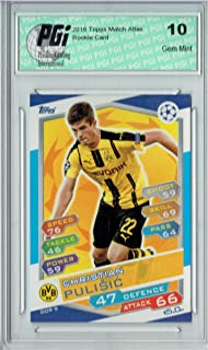 2018//19 Topps Chrome UEFA Champions League Walker #89 hirving Lozano