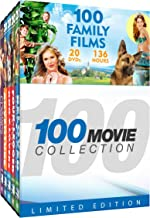100 Family Films: Jack and the Beanstalk - Rescue from Gilligan's Island - The Inspector General - Spy School - Royal Wedding - Misty - Lassie - Till the Clouds Roll By + 92 more!