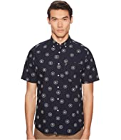 Vilebrequin - Cash Short Sleeve Embroidered Poplin Shirt