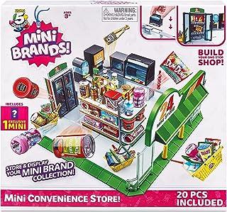 5 سورپرایز مینی مارک فروشگاه مینی فروشگاه راحت با 1 مینی اختصاصی توسط ZURU