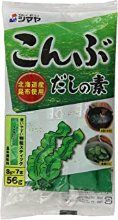 Imported Dashi No Moto Kombu Soup Base, 1.9-Ounce