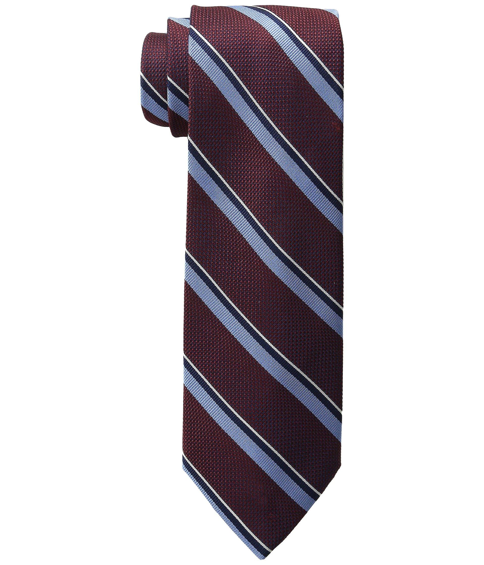 Corbata para Hombre Tommy Hilfiger Grenadine Repp Stripe  + Tommy Hilfiger en VeoyCompro.net