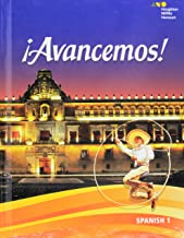 avancemos spanish 1 textbook