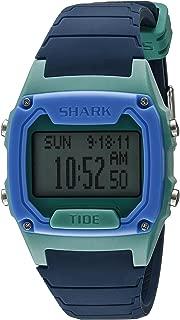 Shark Classic Tide Navy/Grn/Blue Unisex Watch 10022917