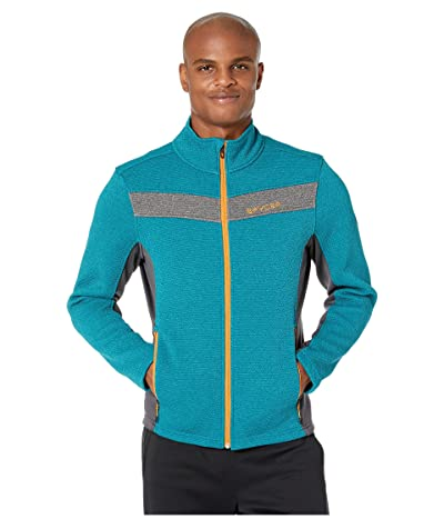 Spyder Encore Full Zip Fleece Jacket (Swell) Men