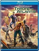 Justice League: Throne Of Atlantis Region Free