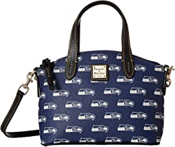 Dooney & Bourke - NFL Signature Ruby Bag