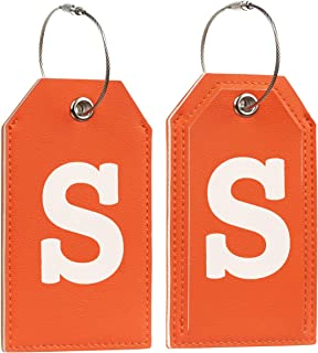 custom rubber luggage tags