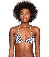 Agua De Coco by Liana Thomaz - Padded Triangle Top