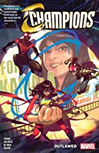 Champions Vol. 1: Outlawed (Champions (2020-))