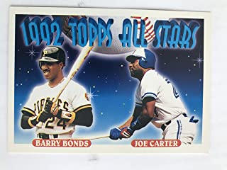 1993 Topps #407 Barry Bonds NM/M (Near Mint/Mint)