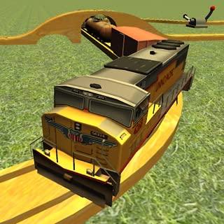 Kids Train Construction Set