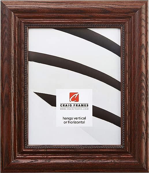 Craig Frames 15177483150 20 By 30 Inch Picture Frame Solid Wood 2 25 Inch Wide Dark Walnut