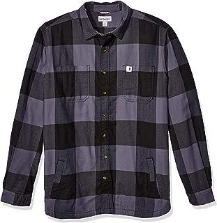 Men's Rugged Flex Hamilton Fleece Lined Shirt (Regular and Big & Tall Sizes)