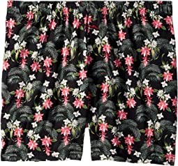 Printed Knit Boxer Shorts