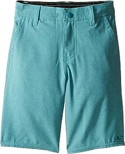 O'Neill Kids - Loaded Heather Hybrid Shorts (Little Kids)