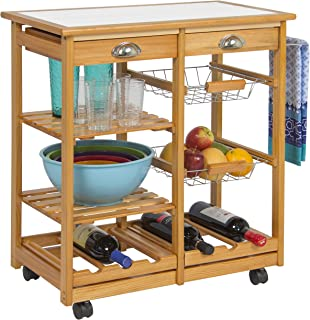 Best dining table trolley Reviews