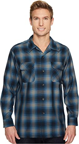 Pendleton - Board Shirt in Worsted Wool