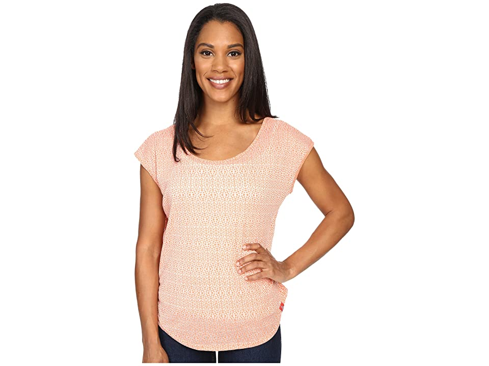 Prana Tandi Top (Bright Coral) Women