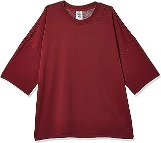 بوما بلوزة للنساء , مقاس L , اللون احمر