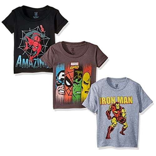 63175e90abc9a Shirt Superhero Kids: Amazon.com