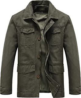 Best mens military style jacket Reviews