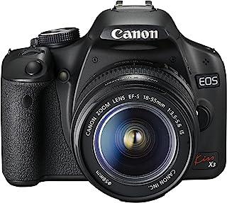 Canon デジタル一眼レフカメラ Kiss X3 レンズキット KISSX3-LKIT