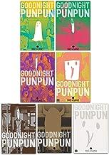 Goodnight Punpun Volume 1-7 Collection 7 Books Set By Inio Asano